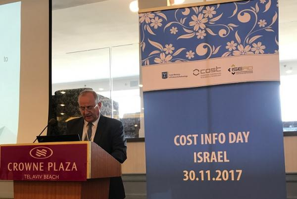 COST Info Day - Israel | COST
