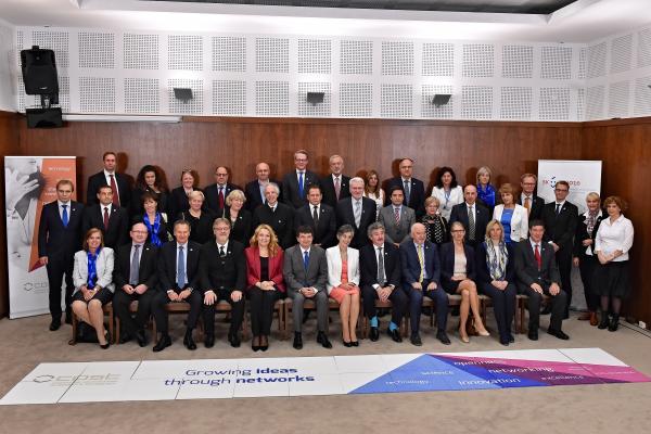 family photo ministerial conference Bratislava